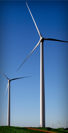 50 MW GE WTG