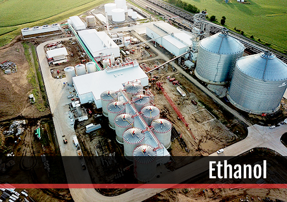 Fagen, Inc.'s experience in the Ethanol industry.