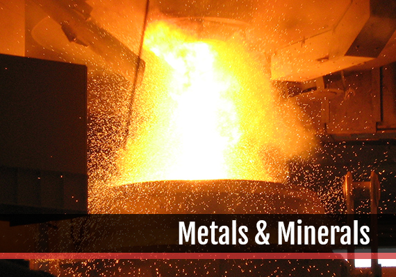 Fagen, Inc.'s experience in the Metals industry.
