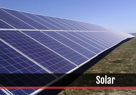 Fagen, Inc.'s experience in the Solar industry.