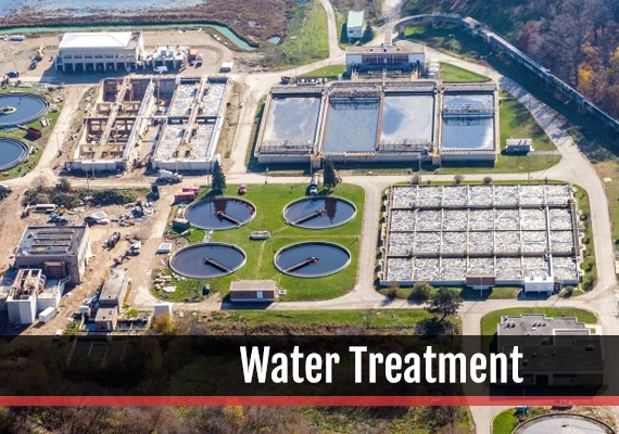 Fagen, Inc.'s experience in the Water industry.